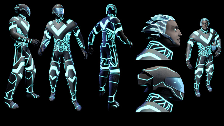 How to get new tron skins in fortnite