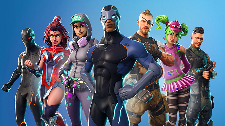 rarest fortnite skins